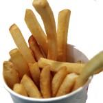 frites pomme de terre friture