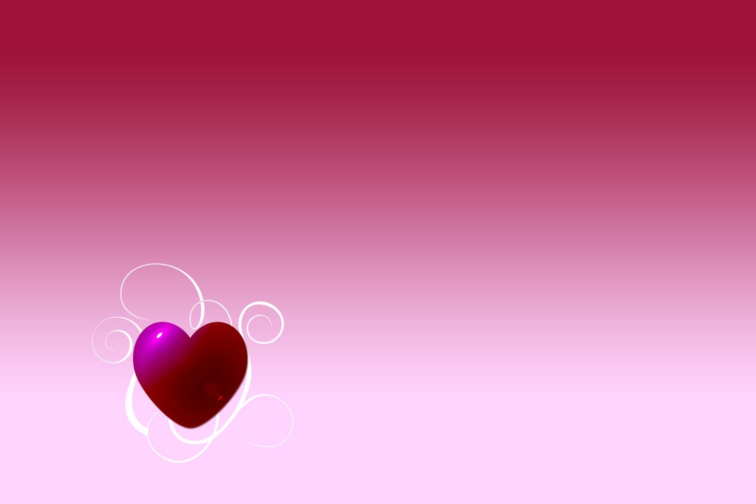illustration background coeur saint-valentin   images gratuites et