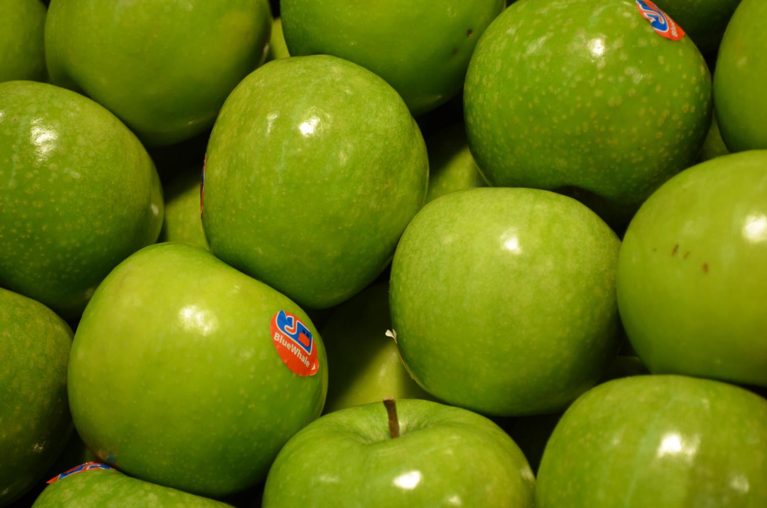 pommes vertes régime minceur fruit