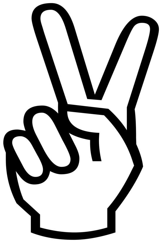 symbole victoire