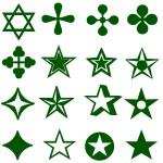 symboles étoile