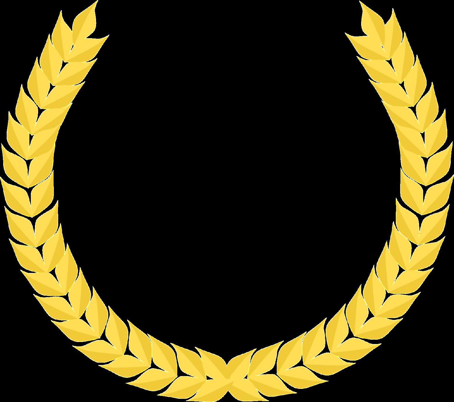 Couronne de lauriers clipart images symboles gratuits - Clipart couronne ...