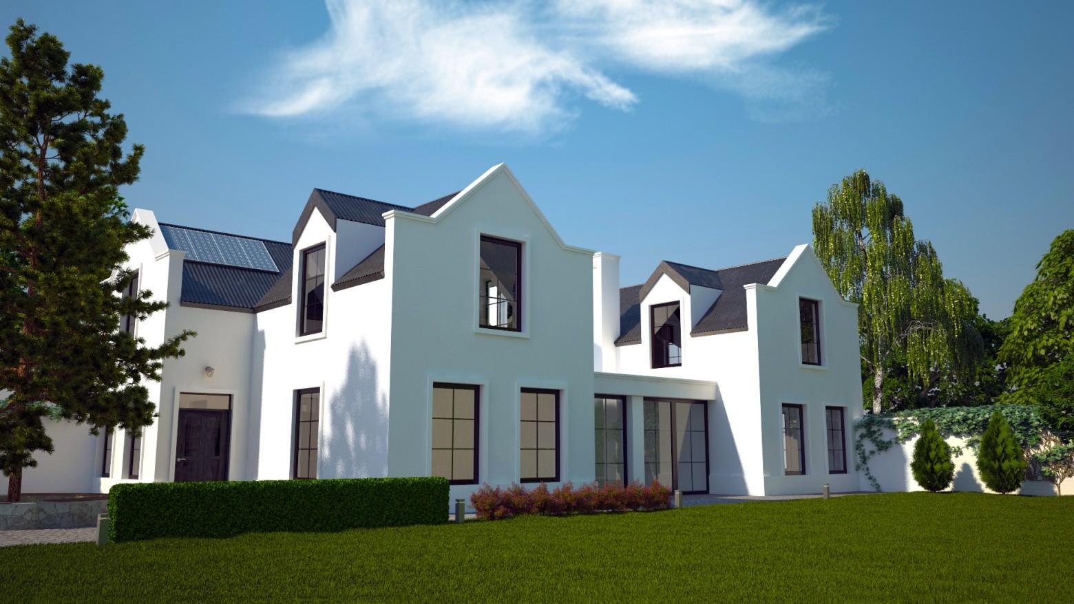 Grande Maison 3d Design Moderne Images Photos Gratuites Images