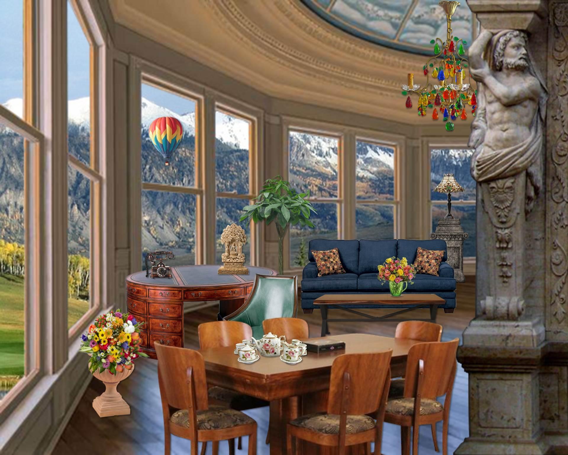 maison 3d bourgeoise intérieur images photos gratuites | images ...