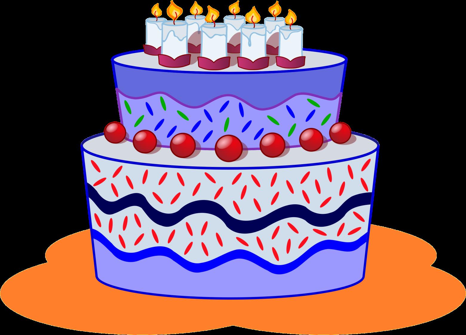 Gâteau D Anniversaire Clipart Images Gratuites Images