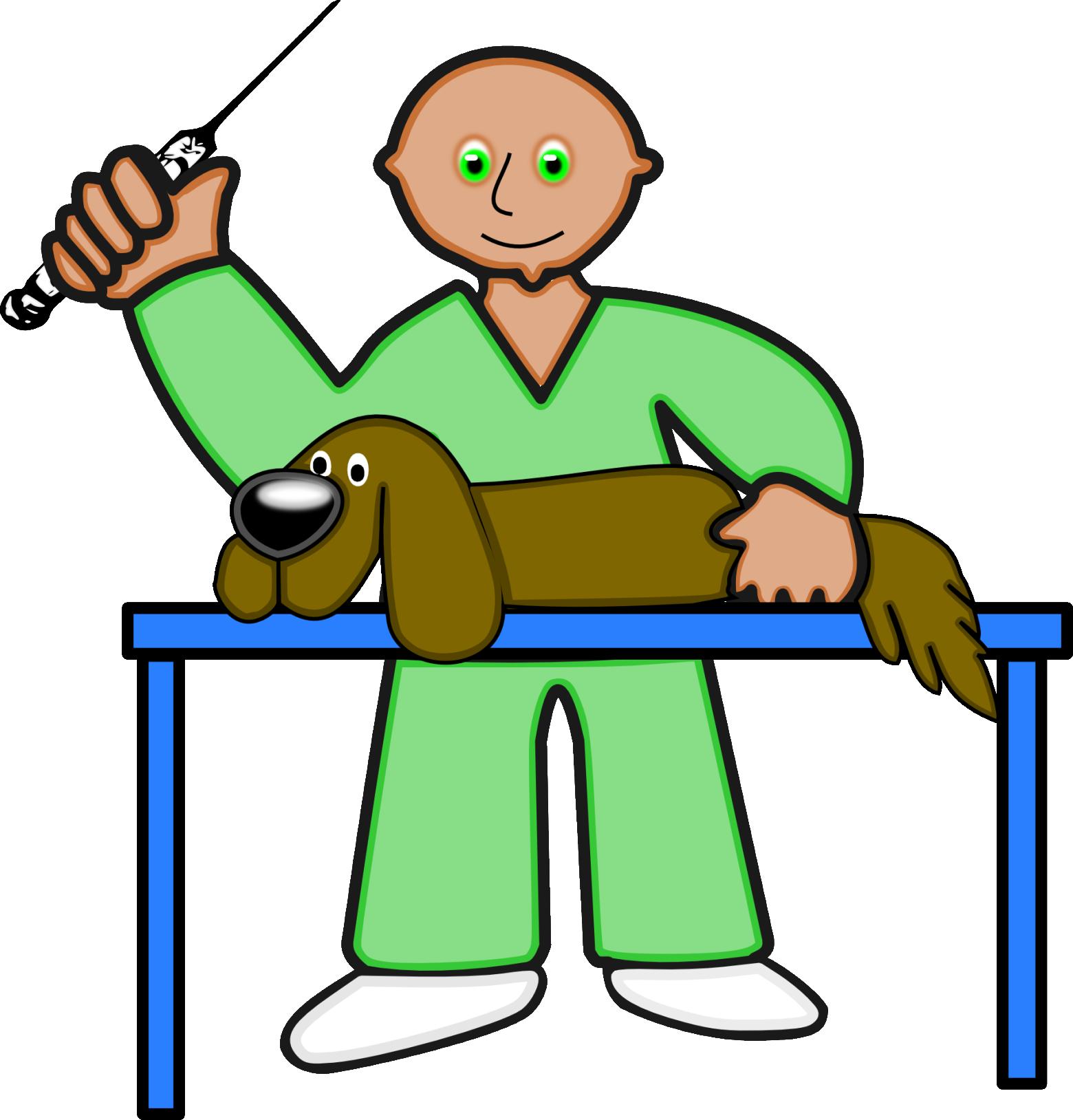 Illustrations Gratuites chien chez le vétérinaire images photos illustrations gratuites