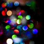 abstrait bokeh lumière colorée images photos gratuites