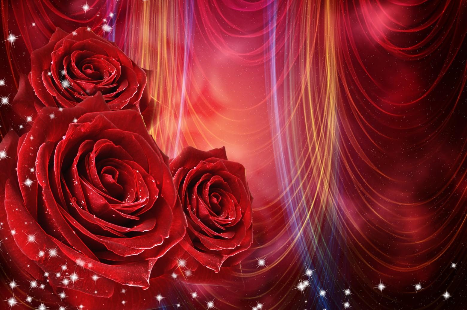 arri re plan abstrait lumineux et fleurs rose rouges images photos gratuites libres de droits. Black Bedroom Furniture Sets. Home Design Ideas