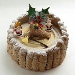 gâteau dessert pâtisserie charlotte aux marrons et chocolats images photos gratuites