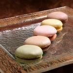 gâteaux délicieux macarons  images photos gratuites