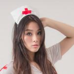 jeune fille infirmière jolie sexy images photos gratuites