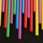 paille pour boire de toute les couleurs nuance nuancier images photos gratuites