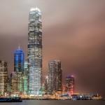 paysage urbain de nuit building mégalopole bâtiment city images photos gratuites1