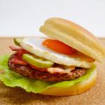 sandwich hamburger oeuf fast-food images photos gratuites