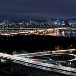 wallpaper ville city nuit trafic urbain lumière vitesse images photos gratuites