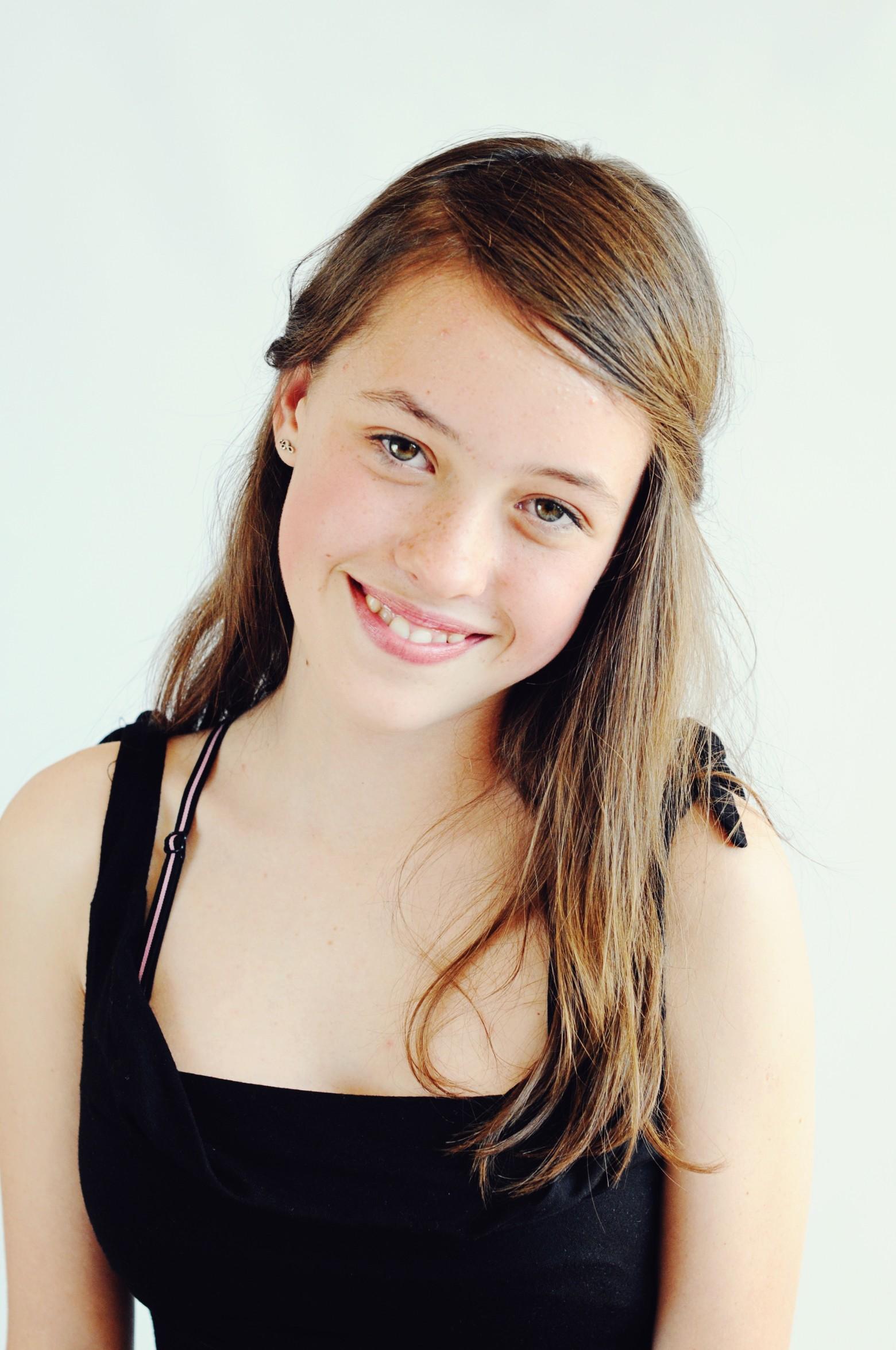 portrait jeune fille adolescente jolie modèle images gratuites et