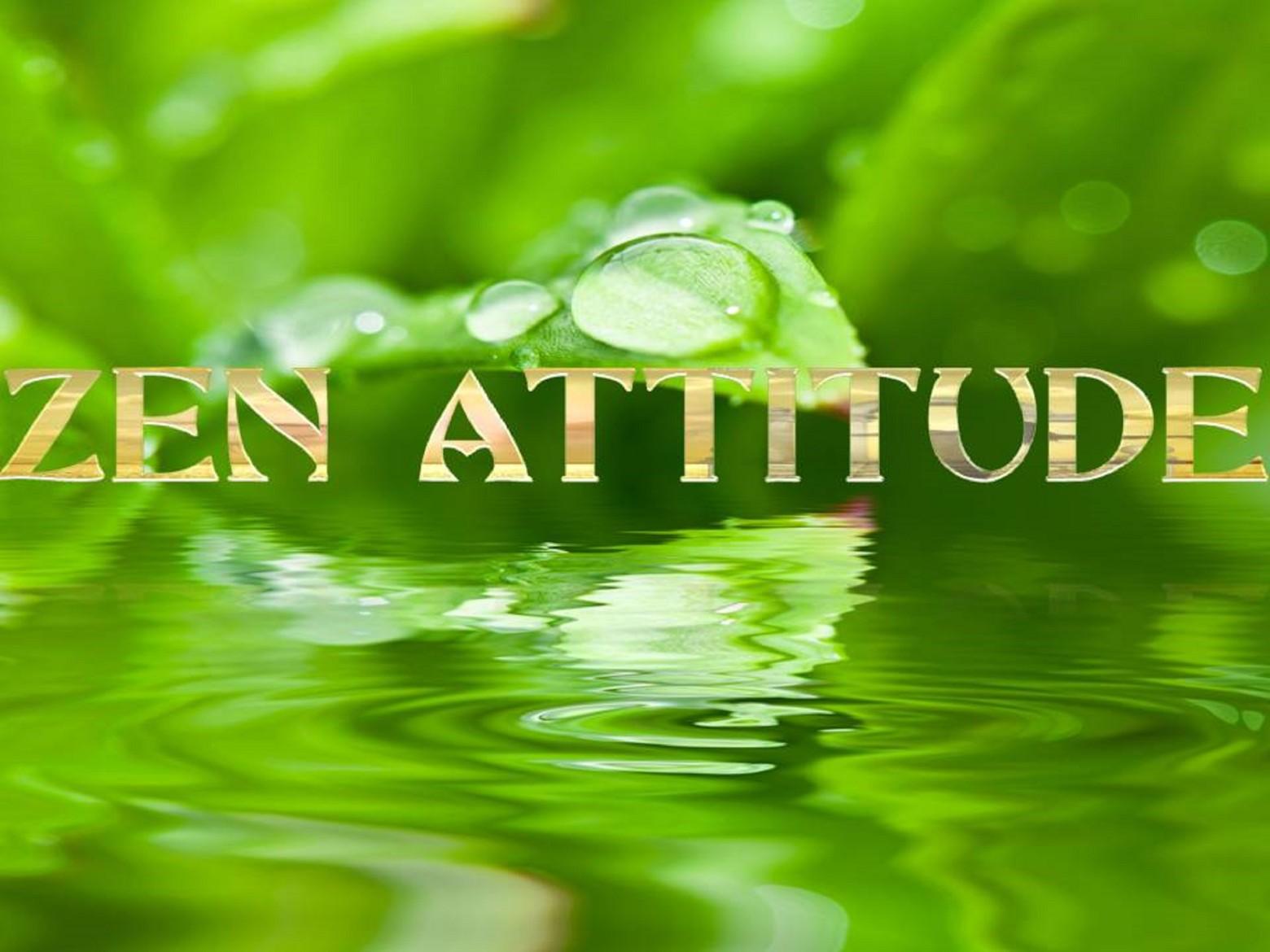 Zen Attitude Backround Fond Arrière Plan Images Gratuites Et