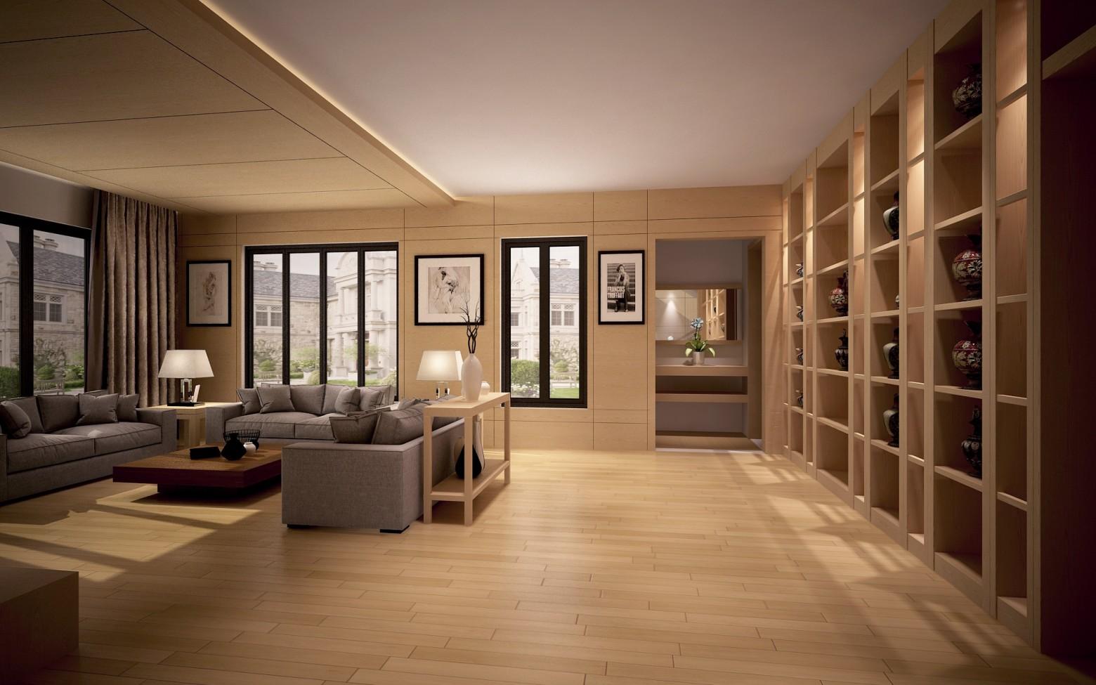 photo salon, intérieur maison, meuble, meubles, mobilier ...