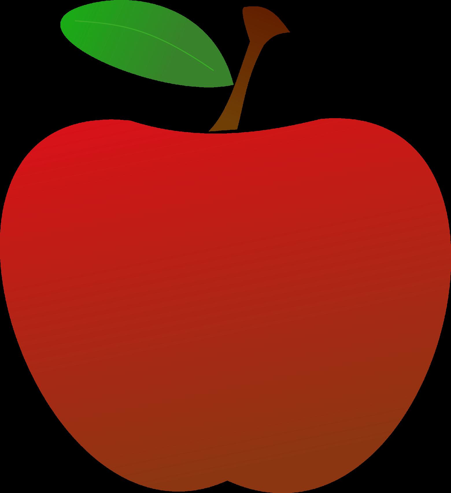 Clipart Red Apple Free Images Images Gratuites Et Libres De Droits