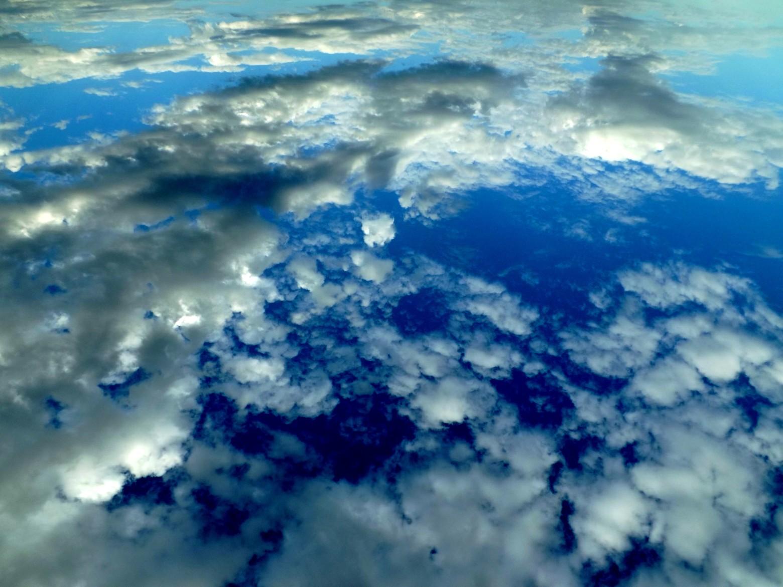 Nuage Et Ciel Bleu Images Gratuites Et Libres De Droits