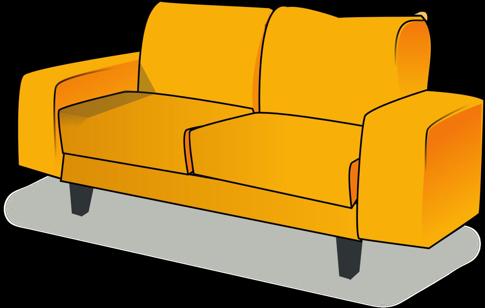 Cliparts images gratuites canap sofa meuble mobilier images gratuites et libres de droits for Meuble transparent