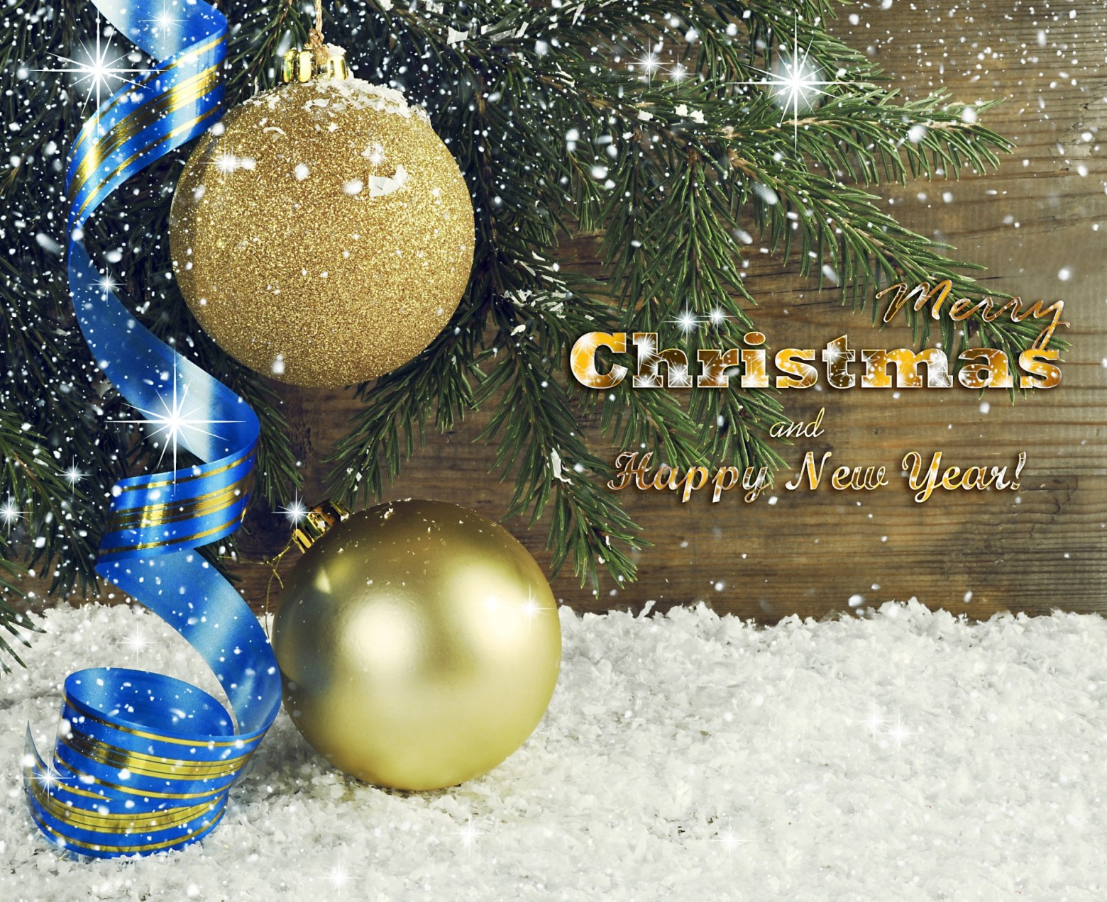 les plus belles carte de voeux de noel et bonne année gratuites