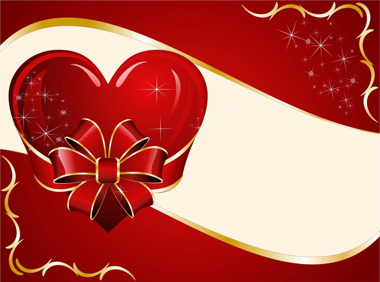 Carte de voeux coeur amour saint valentin images gratuites et libres de droits - Images coeur gratuites ...