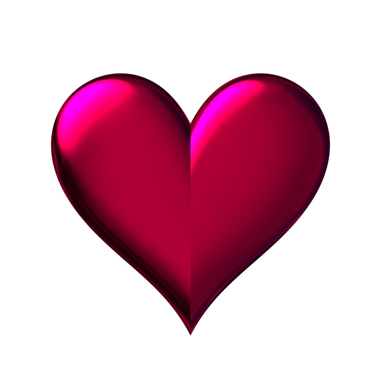 Coeur 3d image gratuite images gratuites et libres de droits - Images coeur gratuites ...