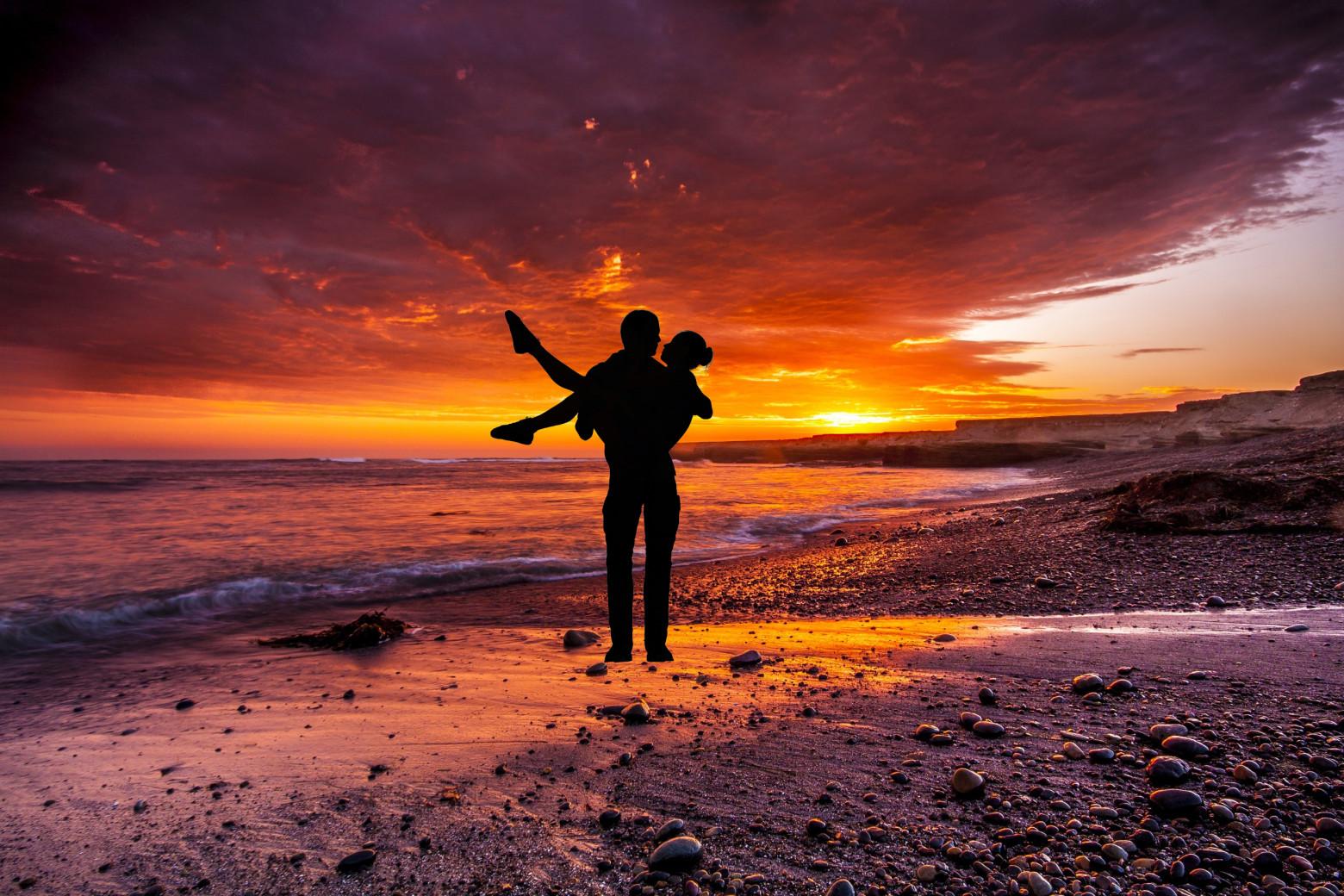 Couple amour amoureux romantique images gratuites images - Image d amour gratuite ...